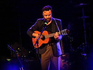 Rodrigo Amarante - Amarante during the concert Devendra Banhart, 2013