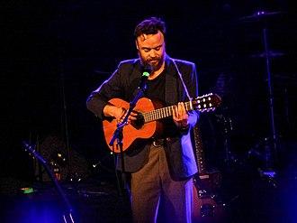 Rodrigo Amarante - Amarante during the concert Devendra Banhart, 2013