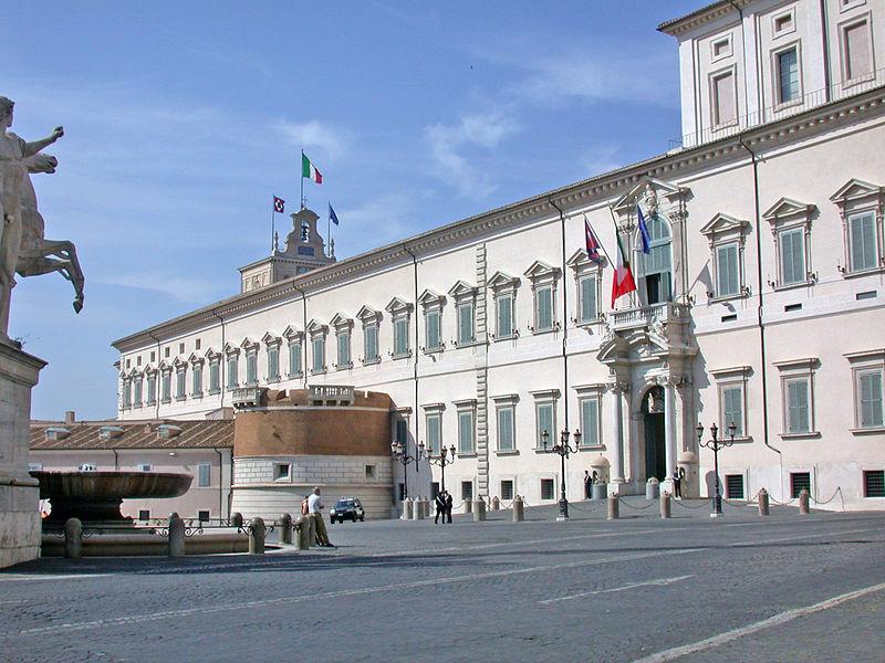 Palazzo-Quirinale-Roma