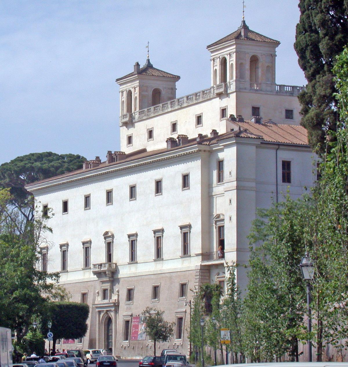 Villa medici wikipedia - Villa medicis rome chambres ...