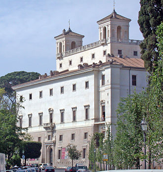 French Academy in Rome - Villa Medici