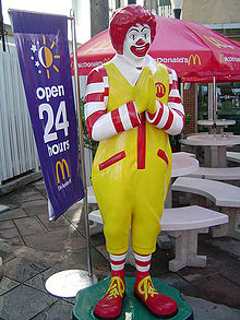 Thai greeting wikipedia the wai has been adopted by western cultural symbols in thailand including ronald mcdonald m4hsunfo