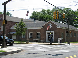 Roselle Park, New Jersey - Post Office