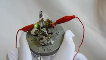 File:Rotary Dial, Dialing Back with LEDs.ogv