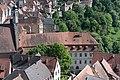 Rothenburg ob der Tauber, Burggasse 3, vom Rathausturm 20170526 002.jpg