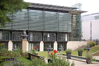 Rothermere American Institute - Image: Rothermere American Institute