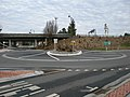 Roundabout entering Blaine Washington - panoramio.jpg