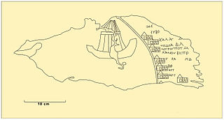 map from Late Antiquity