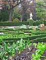 Royal Botanical Garden, Madrid - view 02.JPG