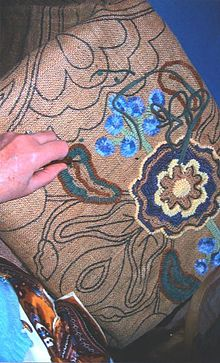Hessian Fabric Wikipedia