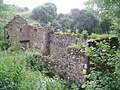 Ruined building beside the bridge - geograph.org.uk - 479905.jpg