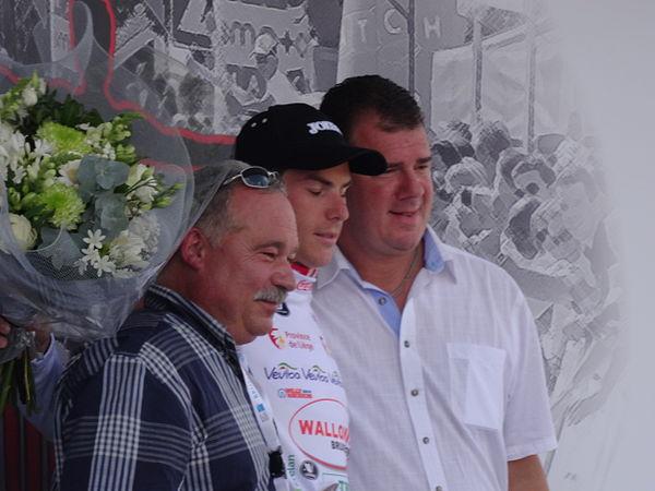 Rumillies (Tournai) - Tour de Wallonie, étape 1, 26 juillet 2014, arrivée (C17).JPG