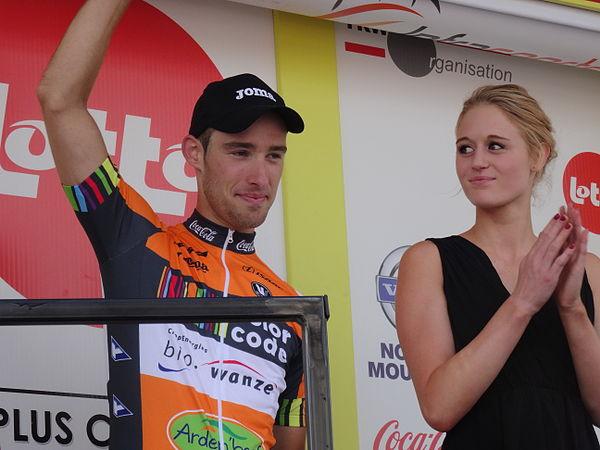 Rumillies (Tournai) - Tour de Wallonie, étape 1, 26 juillet 2014, arrivée (C46).JPG
