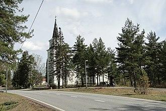 Ruokolahti - Image: Ruokolahti Church 04
