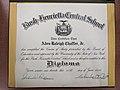 RushHenriettaCentralSchoolDiploma1954.jpg
