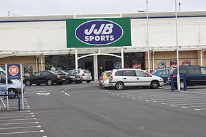 JJB Sports - JJB Sports, Craigavon, Northern Ireland (2009)