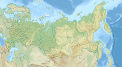 Pazyryk is located in Russia