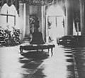 Russischer Photograph - Archangelkoje; Details aus zwei Innenräumen (2) (Zeno Fotografie).jpg