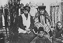 Aussehen tataren Tatars