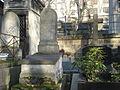 Sépulture de la famille de Mathurin CHERPITEL - Cimetière Montmartre.JPG