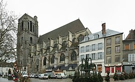Church of Saint Denis