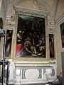 S.miniato, san domenico, int., cappella grifoni 02 pala del poppi.JPG