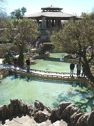 San Antonio Japanese Tea Garden - Image: SA Tea Garden 27
