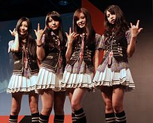 Scandal (Japanese band) - Wikipedia