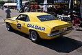 SCCA Chevrolet Camaro classic Cragar LSideRear Support Paddock GPSP 27March2011 (14512930299).jpg