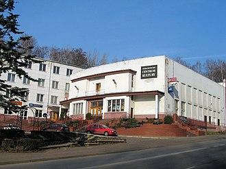 Starachowice - Building Starachowice Centre of the Culture