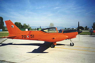 SIAI-Marchetti SF.260 - An Italian Air Force SF.260