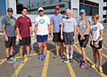 SPAWAR Workforce Encouraged to Get Active, Be Healthy with Launch of New Initiative 150108-N-UN340-001.jpg
