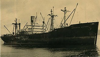 SS Meredith Victory - Image: SS Meredith Victory