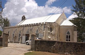 Saint Philip, Barbados - Image: ST. PHILIP THE LESS CHURCH ST. PHILIP BARBADOS