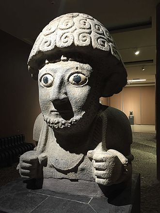 Tell Tayinat - King  Suppiluliuma in Hatay Archaeology Museum