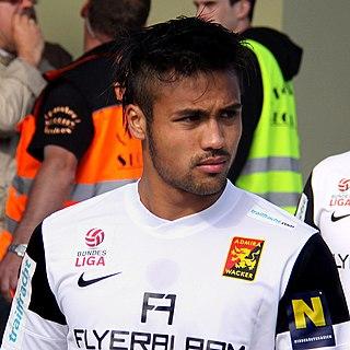 Stephan Palla Filipino footballer