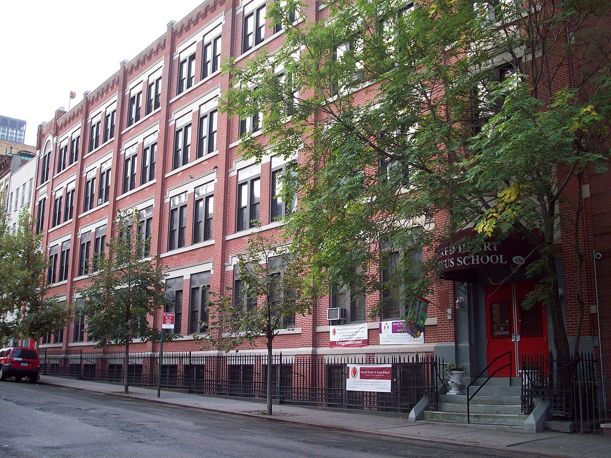 Sacred Heart Of Jesus School New York City Wikipedia