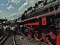 Saechsisches Eisenbahnmuseum - gravitat-OFF - Schnellzugdampflokomotive.jpg