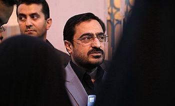 مرتضوی در دادسرای کارکنان دولت، آبان ۹۲
