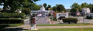 Safetyville USA - Image: Safetyville USA cityscape