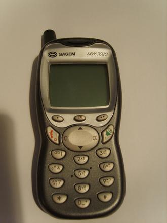 SAGEM - A Sagem MW3020