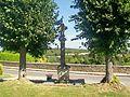 Saint-Gervais (95), calvaire près du cimetière, rue de Montagny.jpg