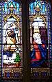 Saint-Pierre-d'Oléron Kirche - Fenster 3 Verkündigung.jpg