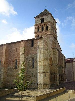 Aire-sur-l'Adour - Saint Quitterie Church