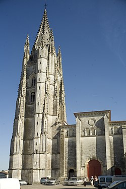 Image illustrative de l'article Basilique Saint-Eutrope de Saintes