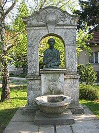Sajnovics janos szobor torda 2005 rn.JPG