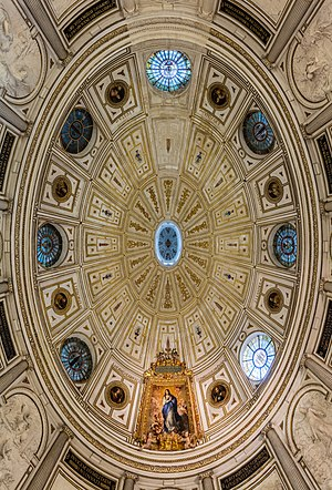 Sala Capitular, Catedral de Sevilla, Sevilla, España, 2015-12-06, DD 121-123 HDR.JPG