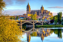 Salamanca Cathedral - after sunrise.jpg