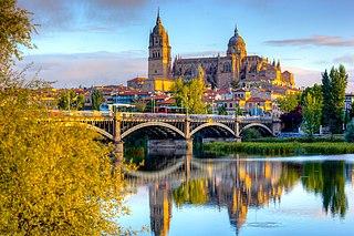 Salamanca,  Madrid, Spanien