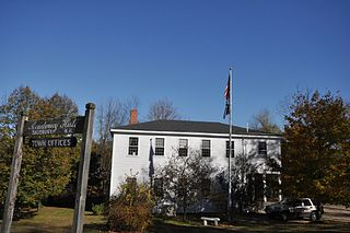 Salisbury Academy Building